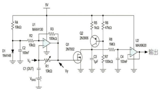 如何測量隨偏壓變化的MLCC電容 - 壹讀