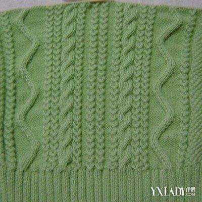 棒針花樣圖解大全 8種最常見的織毛衣方法推薦 - 壹讀