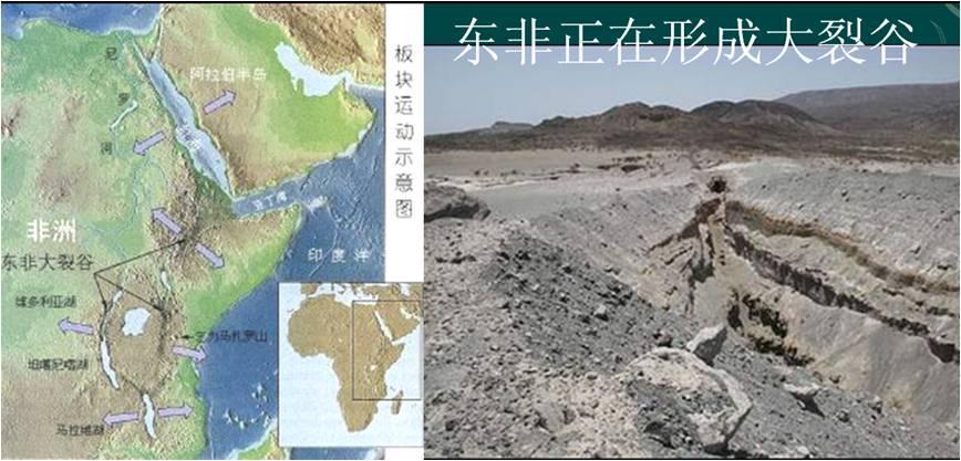 讓美國科學家困惑的東非大裂谷成因 - 壹讀