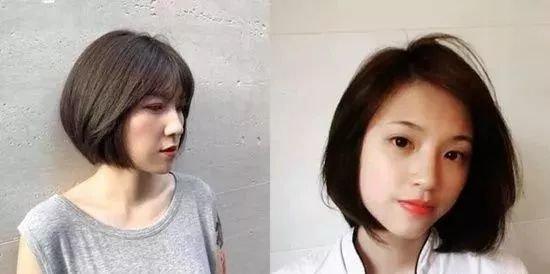 耳下三公分短髮是什麼樣子 到耳朵下面的髮型圖片 - 壹讀