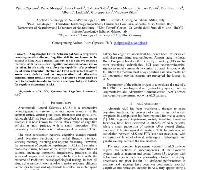 Als And Ftd Clinical Continuum Download Scientific Diagram