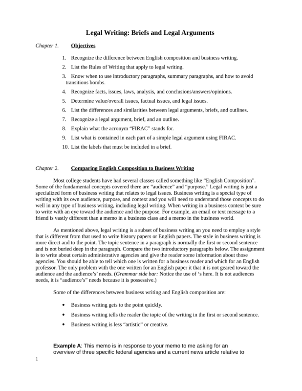 While Publishing An Individual Declaration Law School legal Brief Tips You Can Use