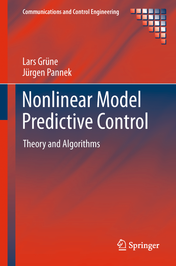 (PDF) Nonlinear Model Predictive Control: Theory and ...