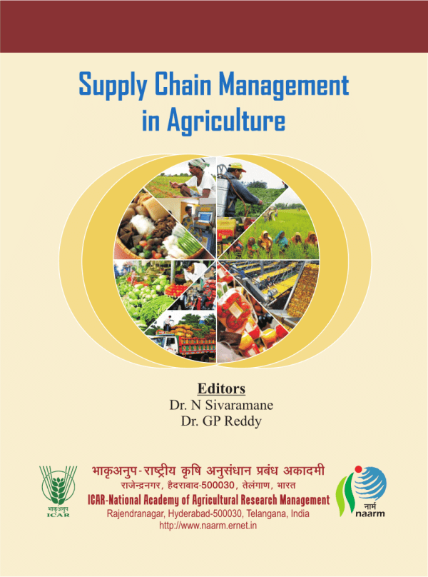 (PDF) Supply Chain Management in Agriculture