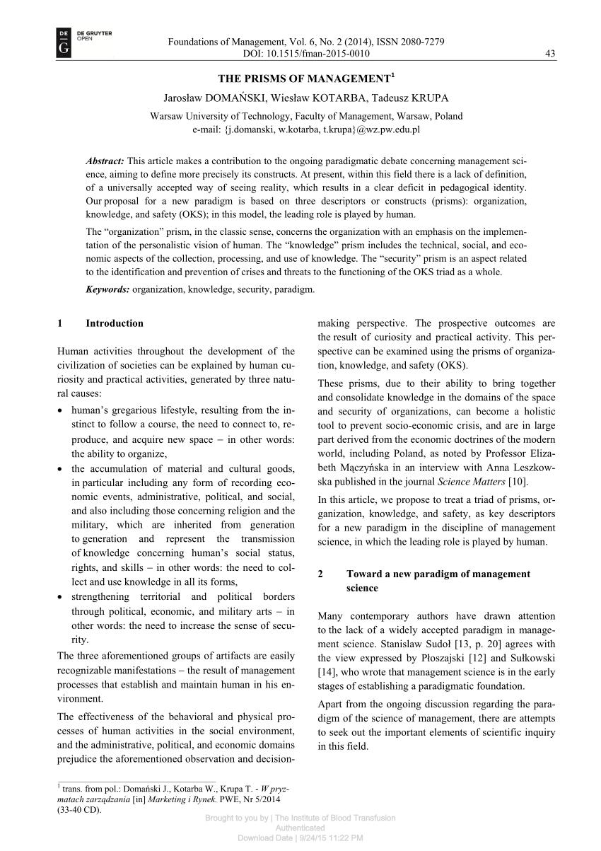 pdf risk management concepts