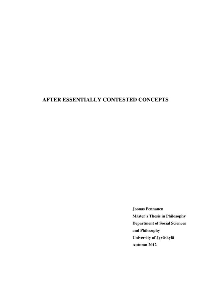 after essentially contested concepts (pdf download available)