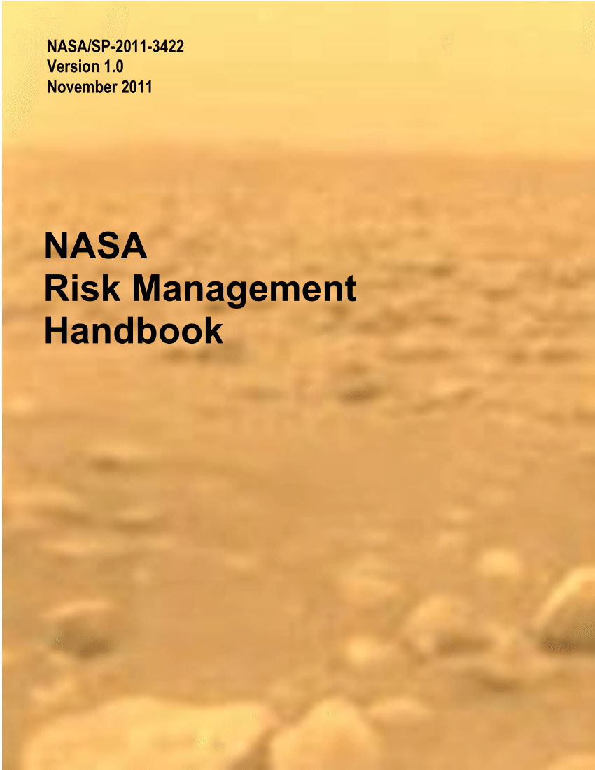 Image result for nasa risk management handbook