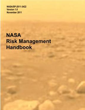 Image result for nasa risk management handbook
