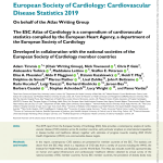 Pdf European Society Of Cardiology Cardiovascular Disease Statistics 2019