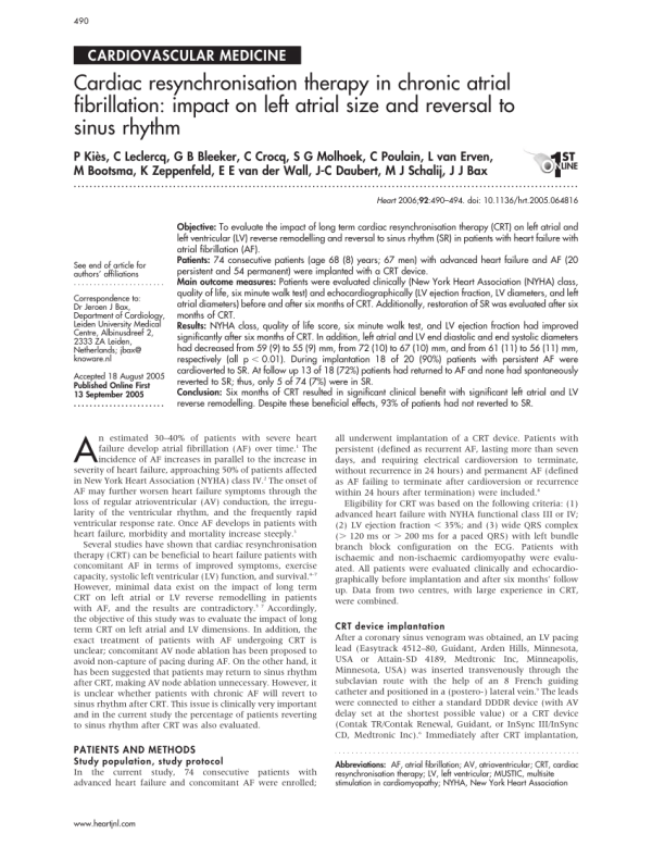 biventricular pacing for atrioventricular block and - HD850×1103