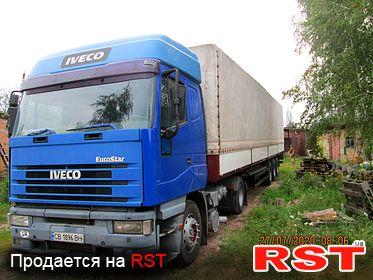 Продам IVECO EuroStar . Фото продажа на RST. Технические ...