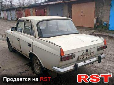 Продам б.у. автомобиль МОСКВИЧ 412 на RST. Цена МОСКВИЧ ...