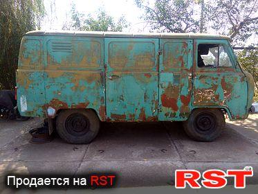 Продам б.в. автомобіль УАЗ 451 на RST. Ціна УАЗ 451 ...