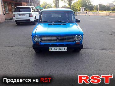 Продам ВАЗ 2101 . Фото продажа на RST. Технические ...