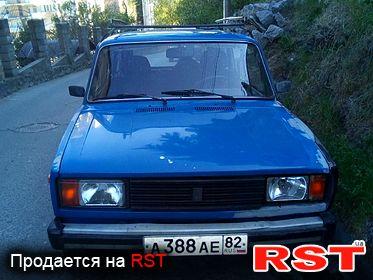 Продаю Подержанный ВАЗ 2104 . Фото Автопродажа на RST ...
