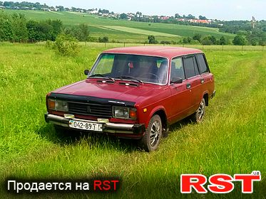 Продам ВАЗ 2104 . Фото продаж на RST. Технічні ...