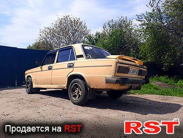 Продам ВАЗ 2106 . Фото продаж на RST. Технічні ...