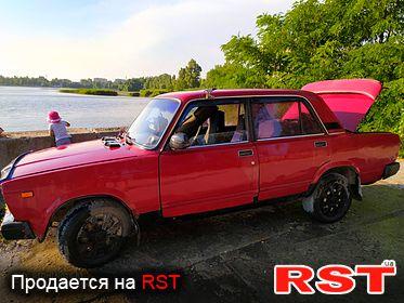 Продаю ВАЗ 2107 с пробегом на RST. Авто базар на РСТ ...
