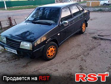 Продаю Подержанный ВАЗ 21099 . Фото Автопродажа на RST ...