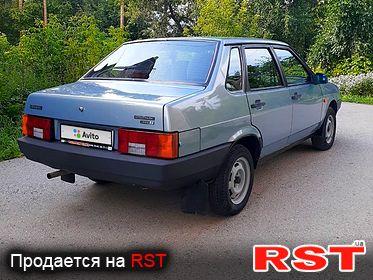 Продается на RST - ВАЗ 21099 2006 года, Авторынок на РСТ ...