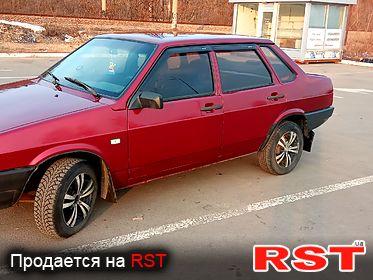 Продам ВАЗ 21099 . Фото продажа на RST. Технические ...