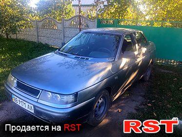 Продам ВАЗ 2110 . Фото продажа на RST. Технические ...