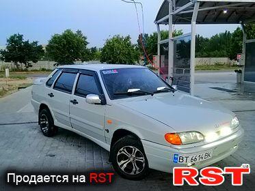 Продам ВАЗ 2115 . Фото продажа на RST. Технические ...