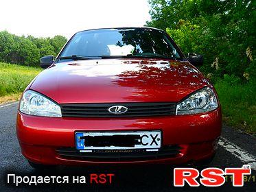 Продам ВАЗ Калина . Фото продажа на RST. Технические ...