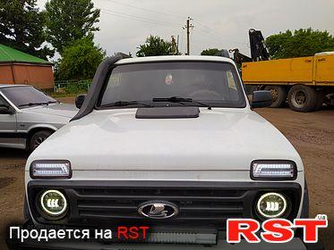 Продам ВАЗ Нива . Фото продажа на RST. Технические ...