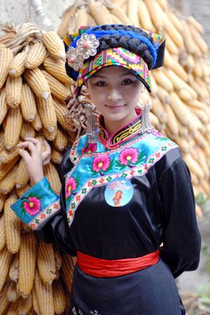祝福北京羌族使者评选 性格率真的天仙妹妹尔玛依娜
