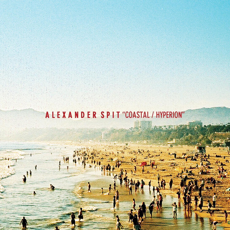 Alexander Spit's 'Coastal/Hyperion' cover image