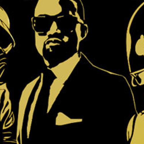 The Hood Internet: Kanye West x Daft Punk