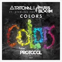 Preview: Tritonal & Paris Blohm ft. Sterling Fox - Colors [Protocol Recordings]