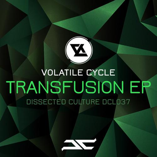 Transfusion EP Cover