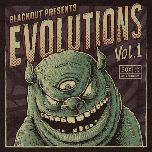 Blackout Evolution Cover