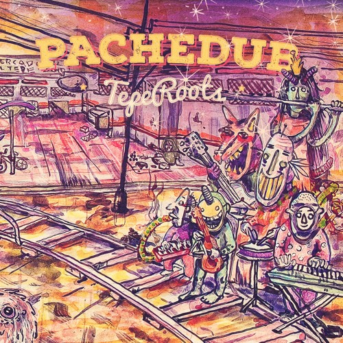 Pachedub Collective - Razteca