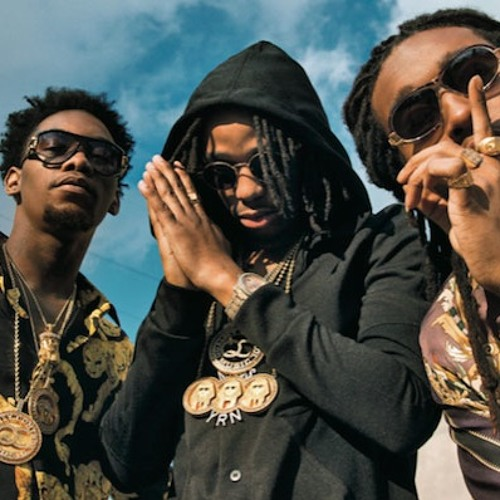 Migos – Can't Go Out Sad