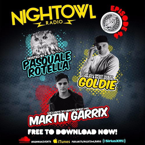 Night Owl Radio 046 ft. Goldie and Martin Garrix by ...