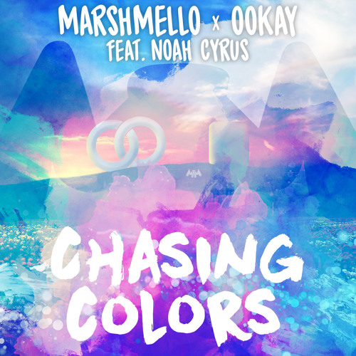Marshmello Chasing Colors