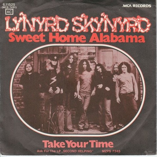 One, two, three / turn it up / big wheels keep on turnin' / carry me home to see my kin / singin' songs about the southland / i. Stream Lynyrd Skynyrd Sweet Home Alabama Original By Dj Lantern Listen Online For Free On Soundcloud
