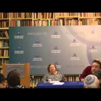 The Role of Jewish Grandparents: An Exploration of the Inter-generational Transmission of Values - Dr. Rela Mintz Geffen