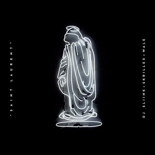 DJ Sliink Skrillex Saint Laurent