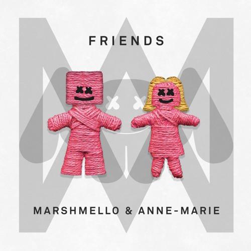 Marshmello Anne-Marie Friends