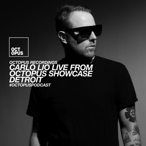 Octopus Podcast 277 - Carlo Lio Live from Octopus Showcase ...