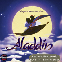 Download Lagu A Whole New World (End Title) Orchestral Mp3