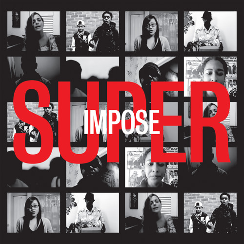 superimpose album by The Range, aka James Hinton