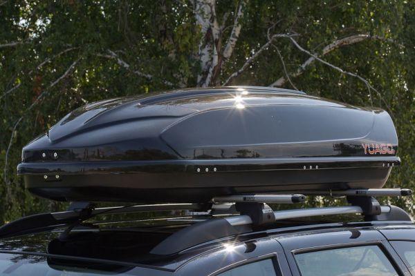 Купить автомобильный бокс-багажник на крышу AVATAR в ...