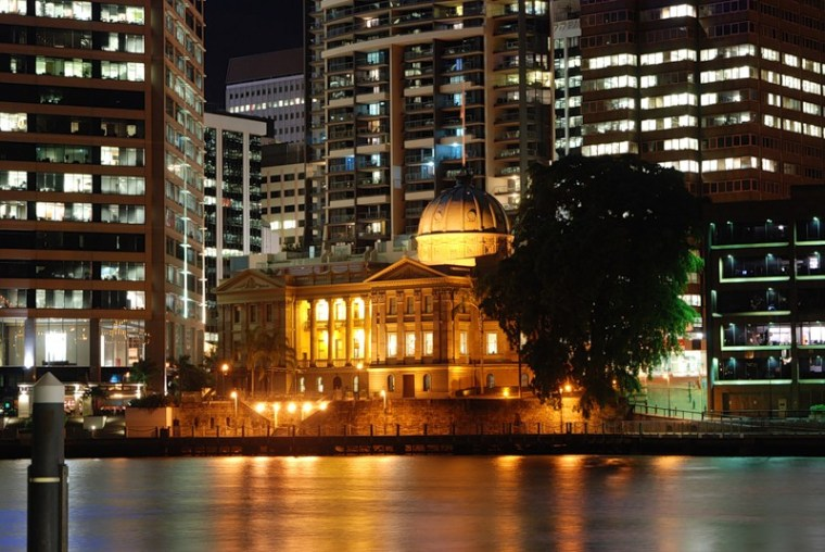 Brisbane Customs House - Brisbane, Queensland