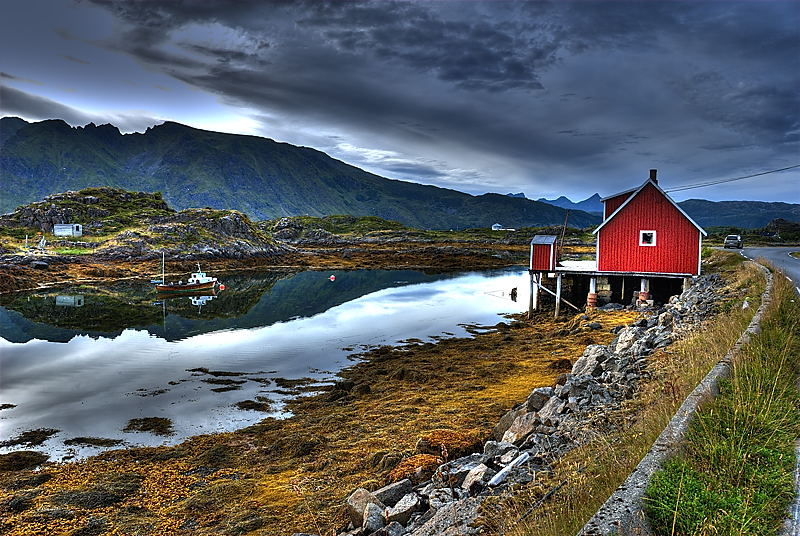 Vestvagoy Lofoten A Photo From Nordland North Trekearth