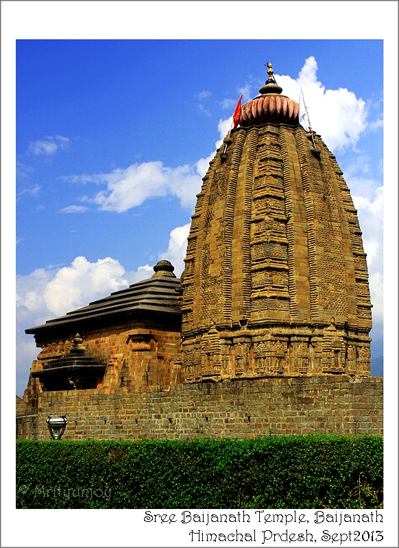 Shiv Temple Baijnath A Photo From Himachal Pradesh North